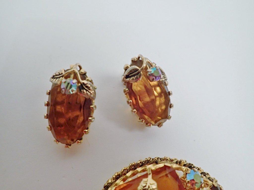 Signed Vintage Kramer Jewelry Sets - 7