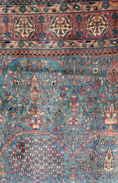 Palace Size Silk Carpet - 10