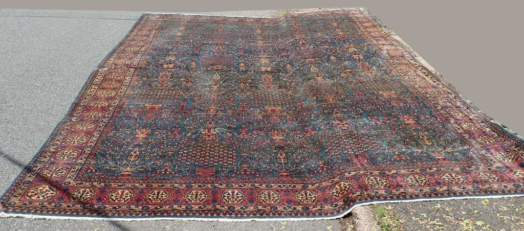 Palace Size Silk Carpet - 2