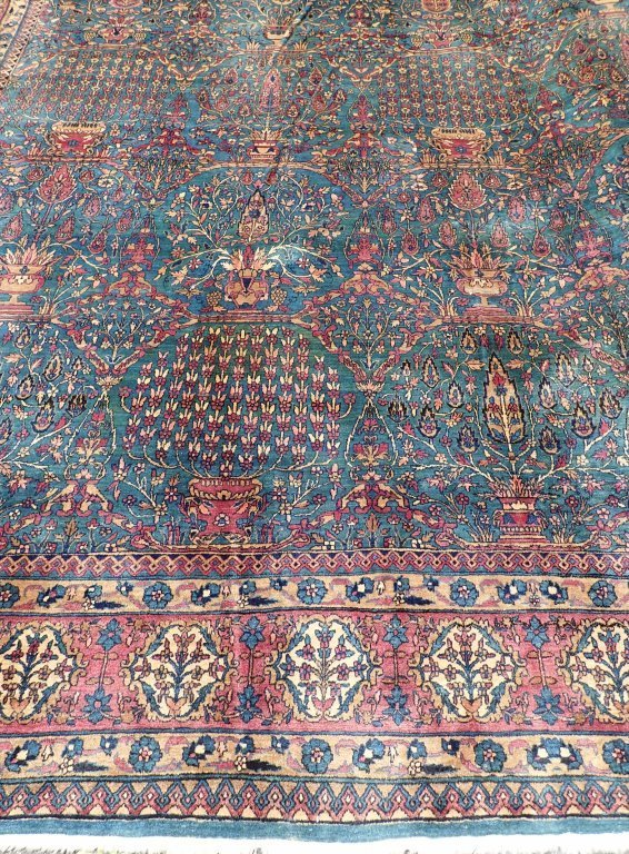 Palace Size Silk Carpet - 3