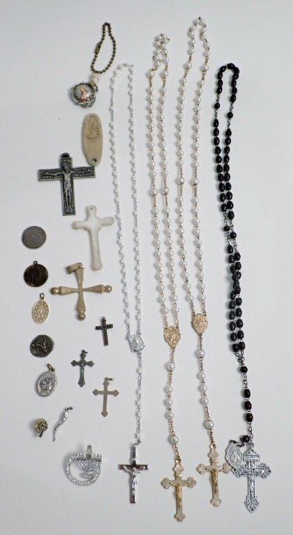 Religious Jewelry Assortment