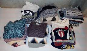 Vintage Winter Sweater Collection