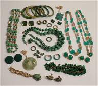 Assortment of Vintage Fashion Jewelry