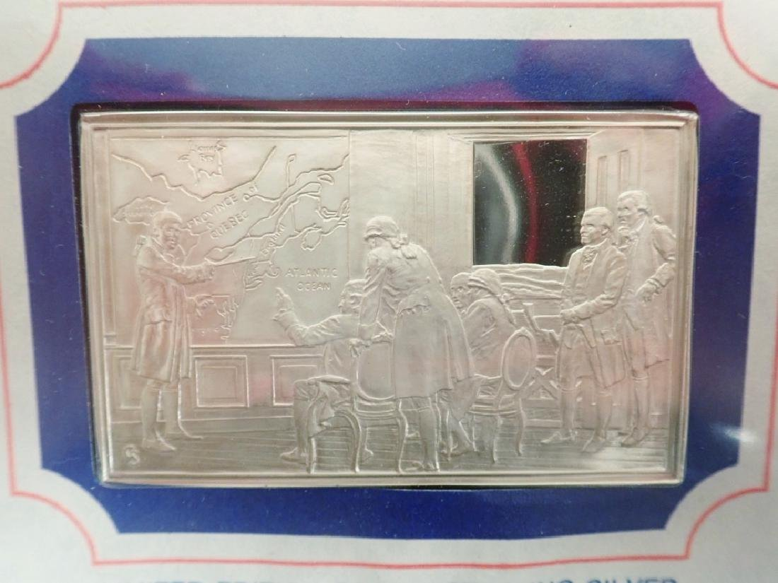 The Official Bicentennial Ingots Collection - 9