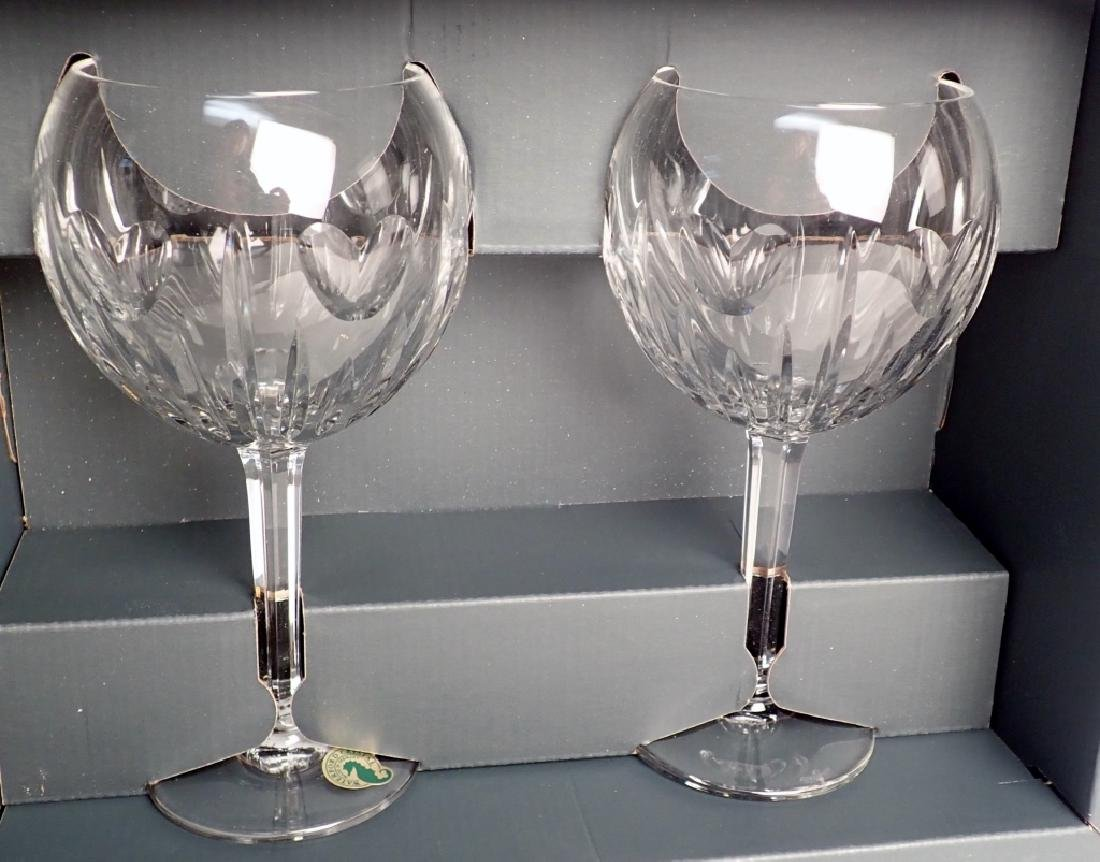 Waterford Love Toasting Goblet Pair in Box - 6