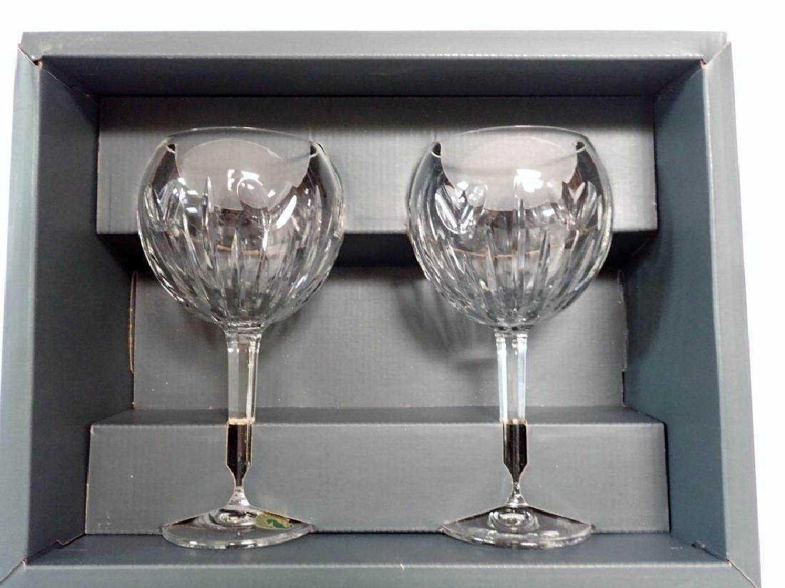 Waterford Love Toasting Goblet Pair in Box - 8