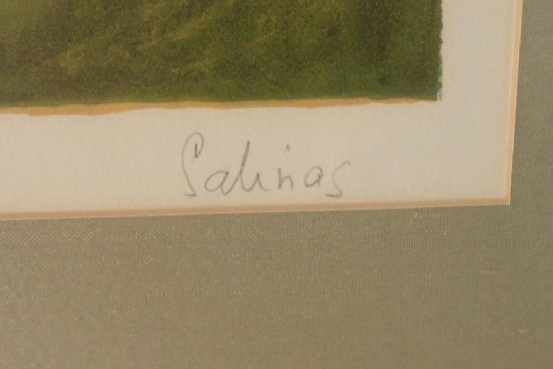 Salinas Signed & Numbered Still Life - 4