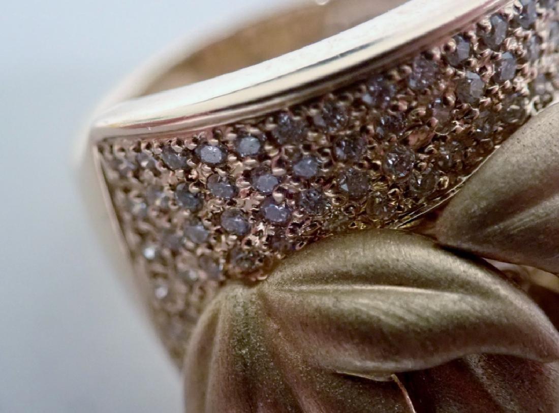 Sonia B. Diamond & 14K Yellow gold Ring - 8