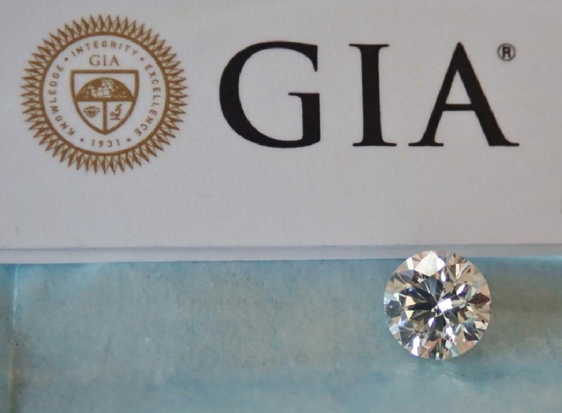 GIA Certified 0.80 Carat Diamond