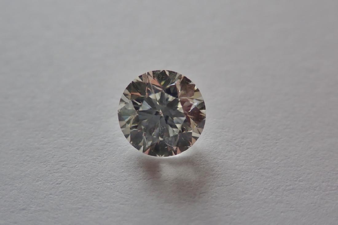GIA Certified 0.80 Carat Diamond - 4