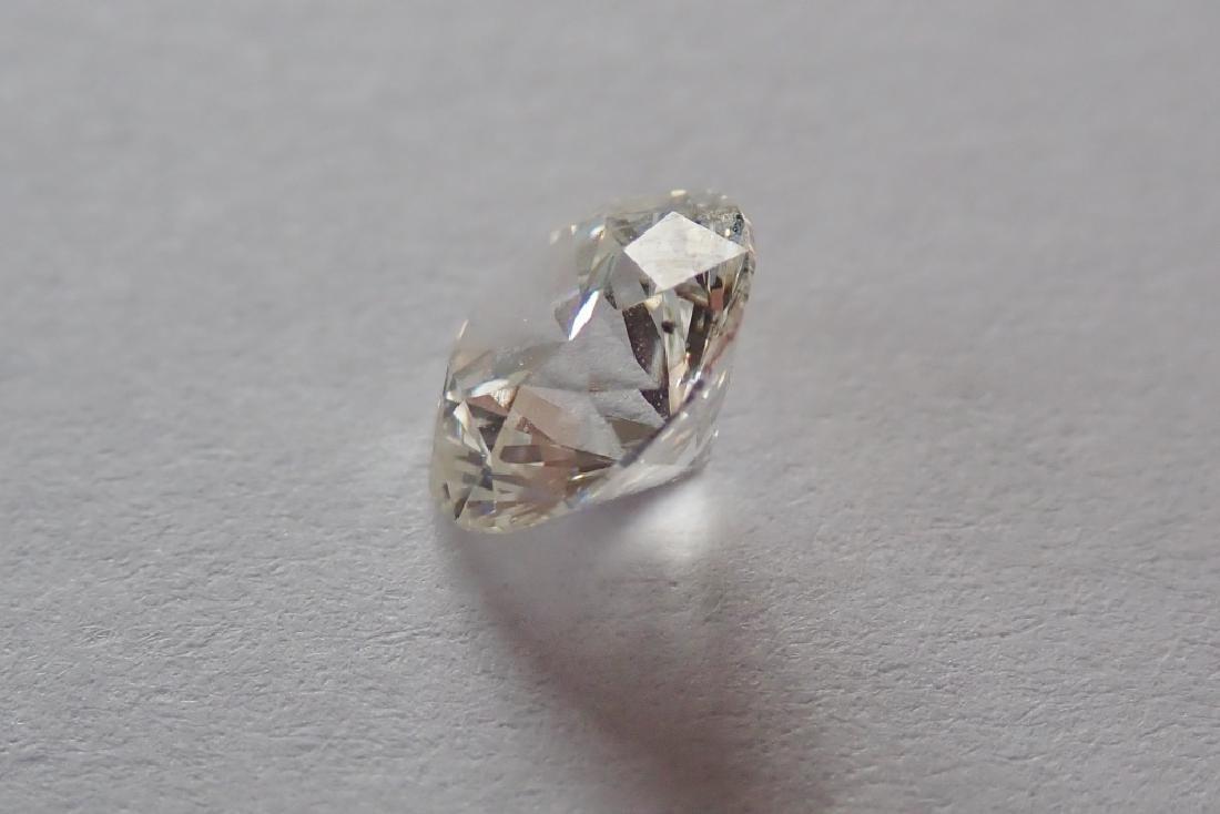 GIA Certified 0.80 Carat Diamond - 5