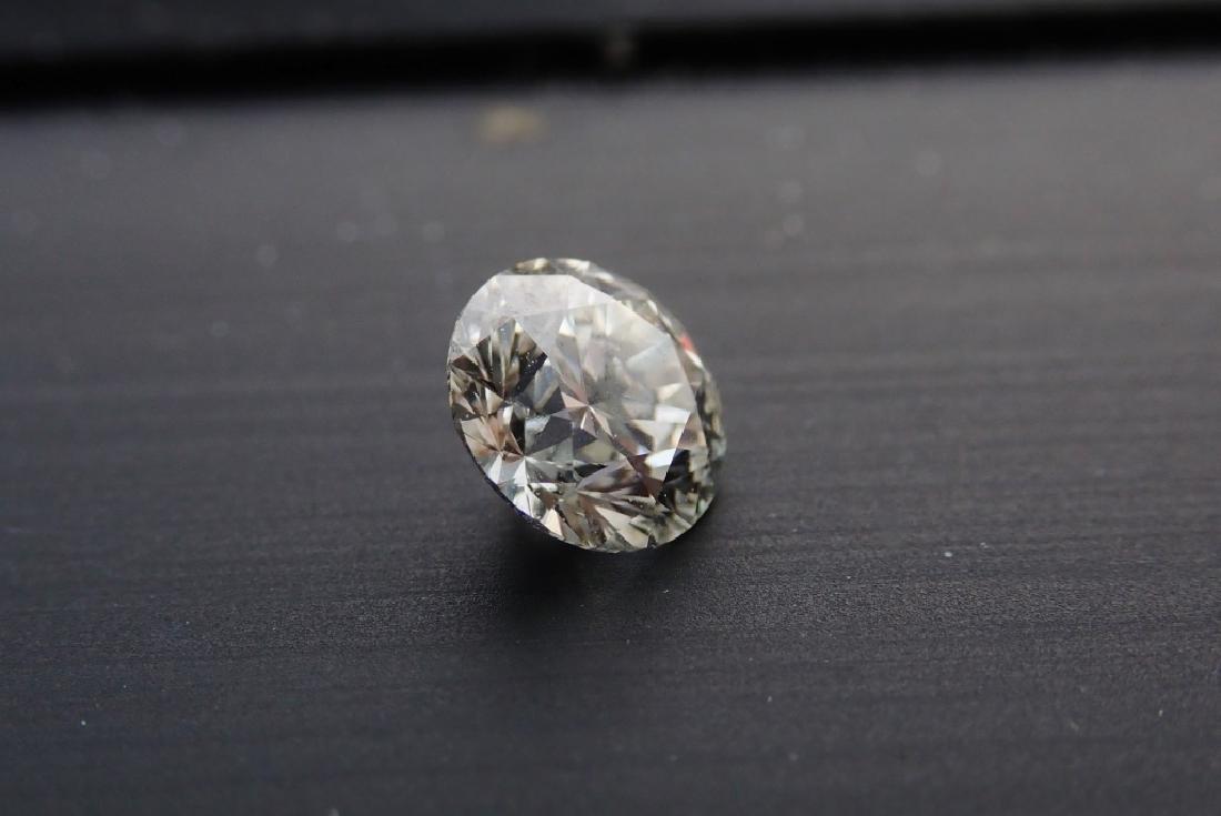 GIA Certified 0.80 Carat Diamond - 7