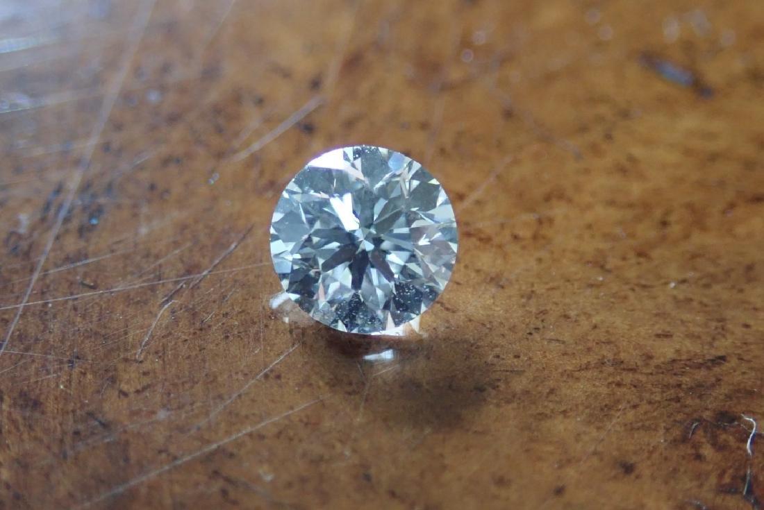 GIA Certified 0.80 Carat Diamond - 8