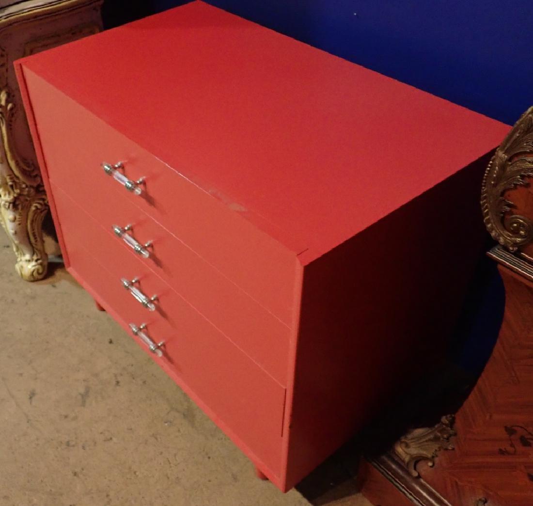 Red American of Martinsville Dresser - 2