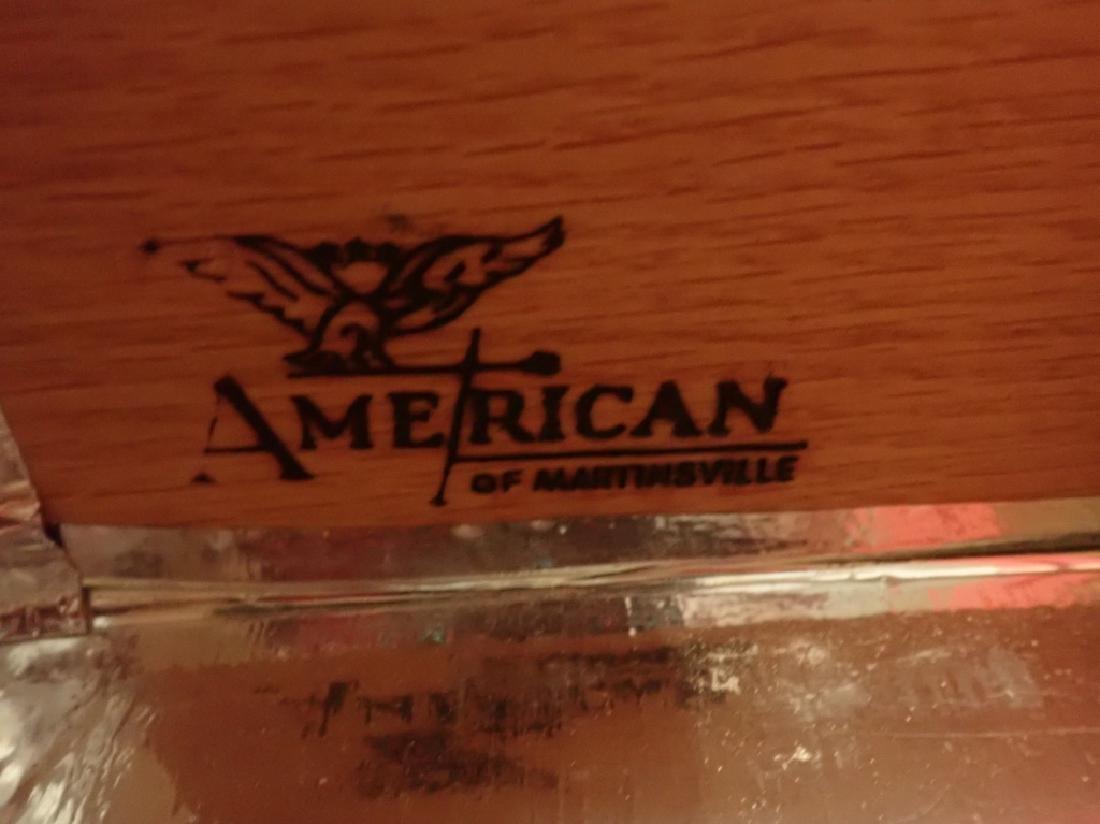 Red American of Martinsville Dresser - 4