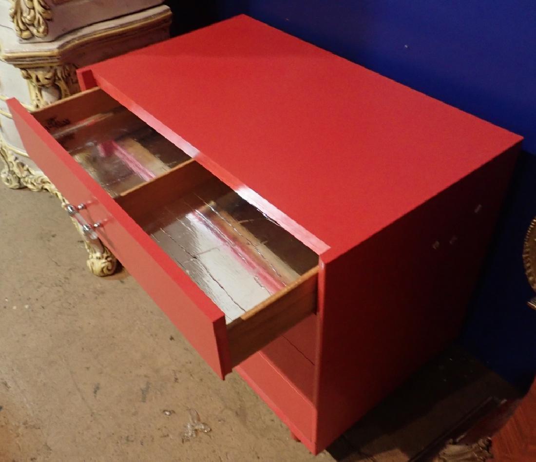 Red American of Martinsville Dresser - 5