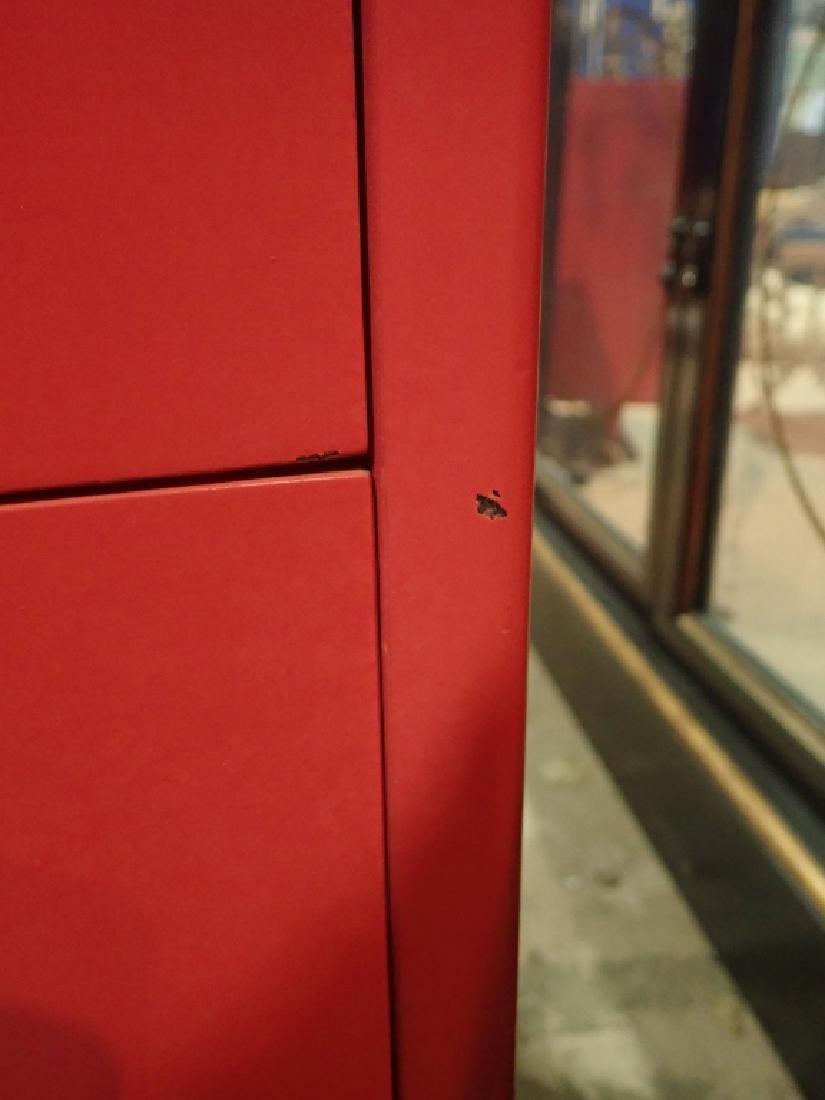 Red American of Martinsville Dresser - 6