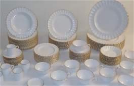 110 PC Spode Corinth China Dinnerware Service