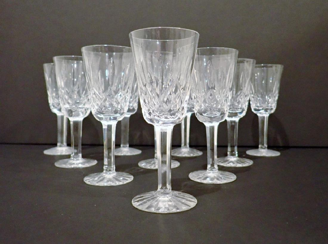 Waterford Lismore Sherry Glasses, Set of 10 - 8