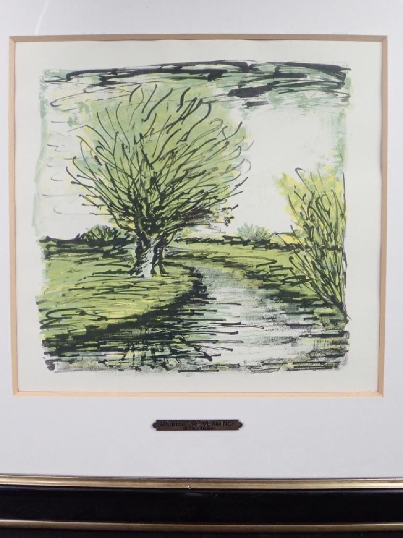 Paysage (1957) - Maurice de Vlaminck - 4