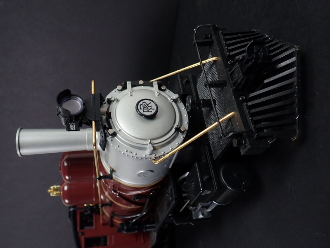 LGB 2219 Pennsylvania Railroad Train Engine - 5