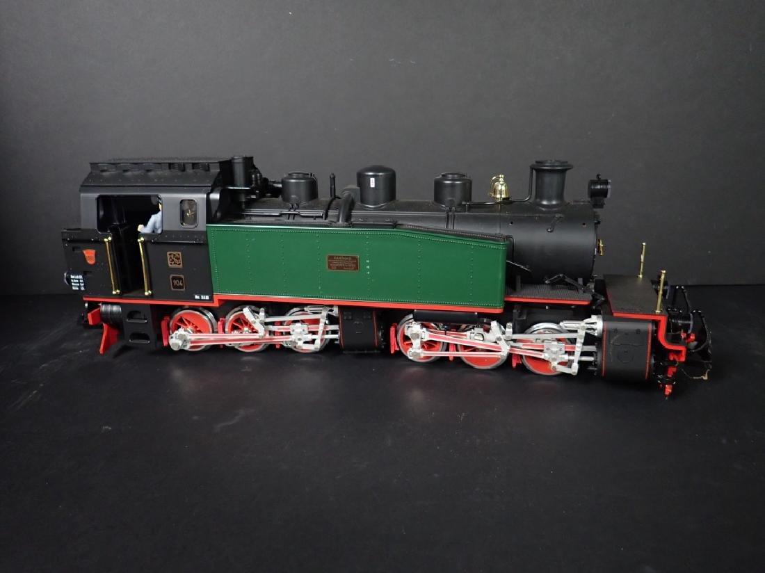 LGB 2085 Hanomag Mallet Steam Locomotive
