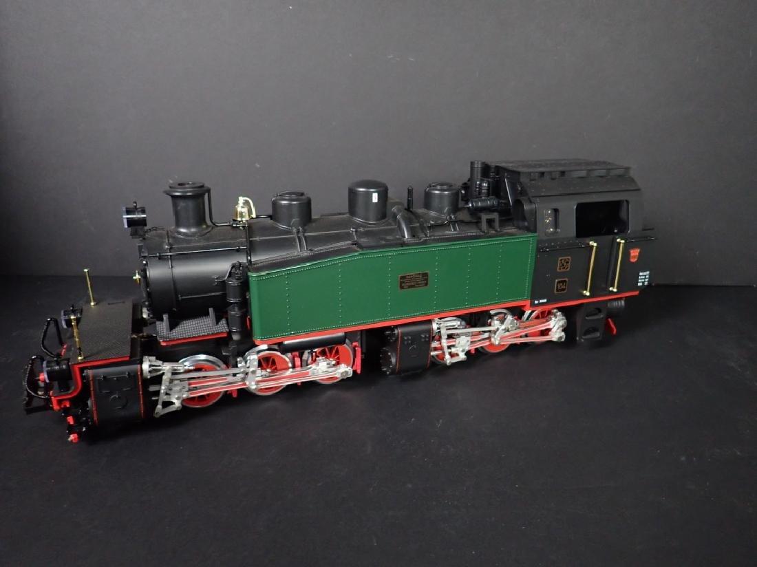 LGB 2085 Hanomag Mallet Steam Locomotive - 4