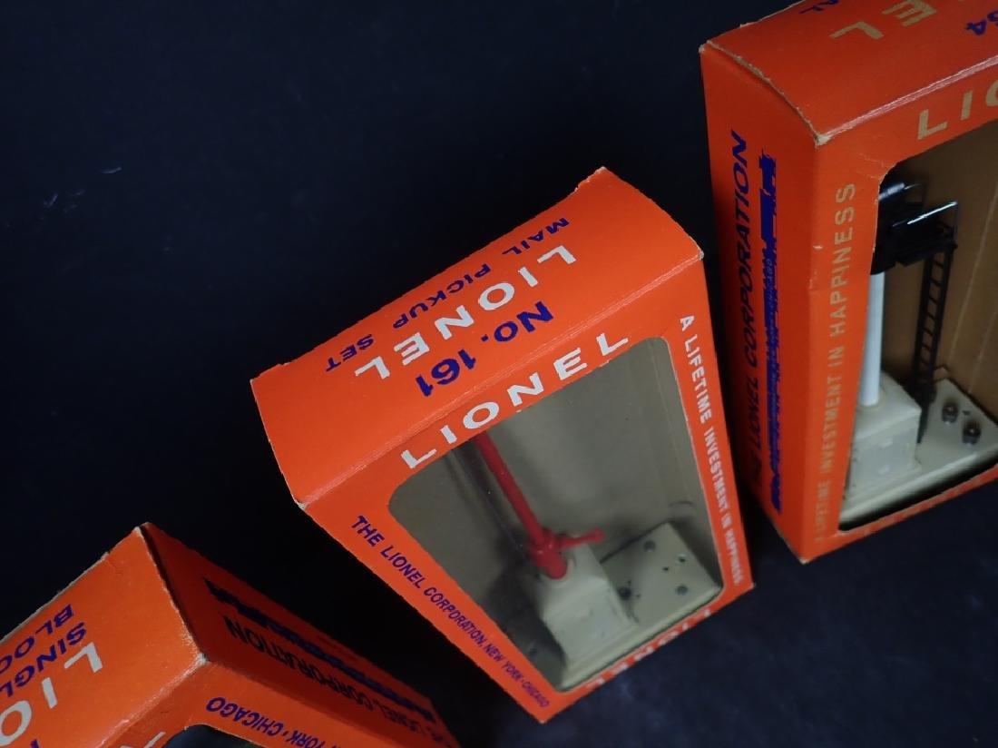 Four Vintage Boxed Lionel Train Signals - 4