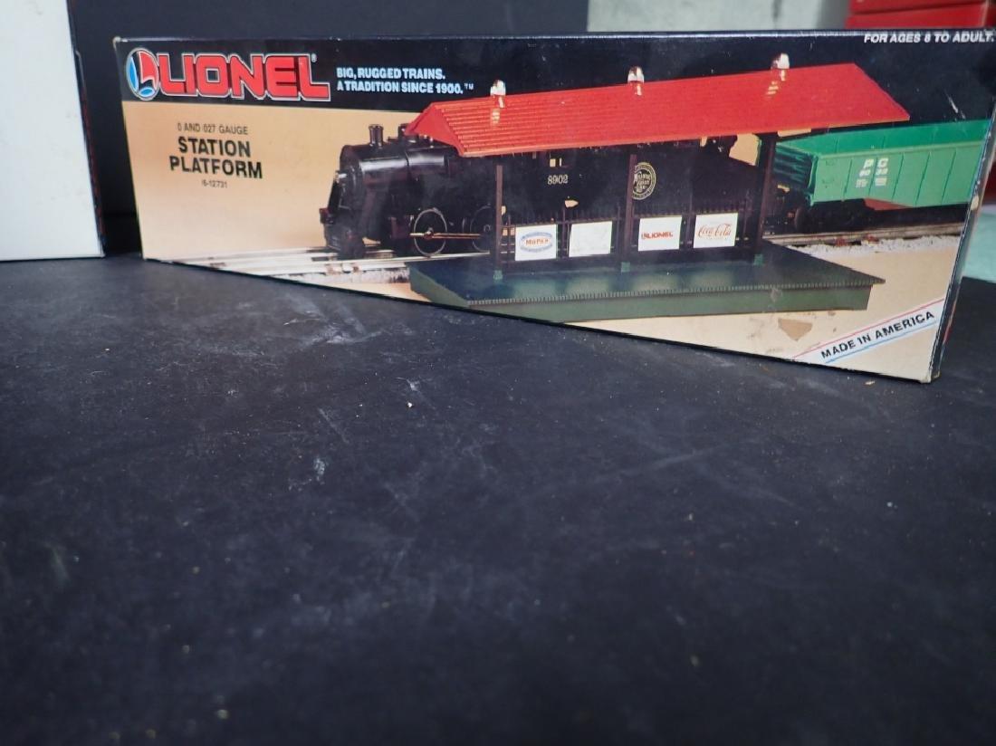 Assorted Lionel Train Cars & Accessories - 2