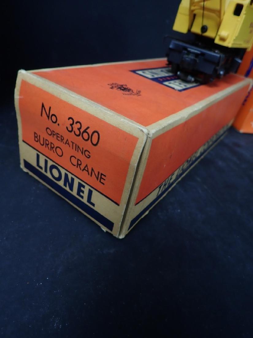 Assorted Lionel Train Cars & Accessories - 7
