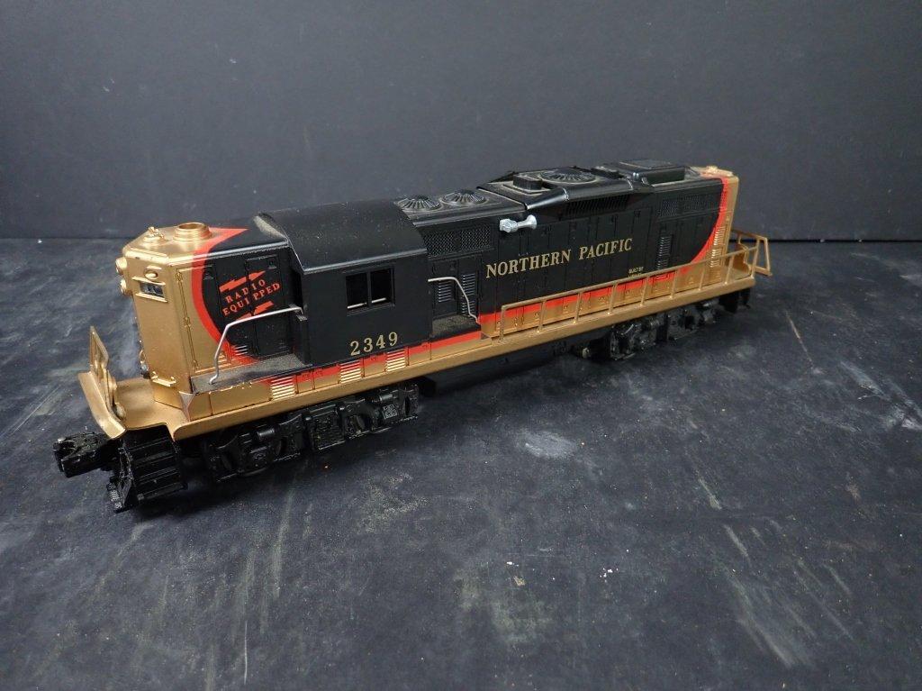 Lionel 2349 Northern Pacific Train Engine