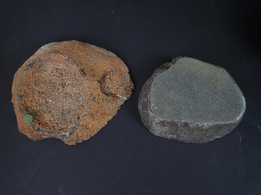 Collection of Six Natural Geodes - 5