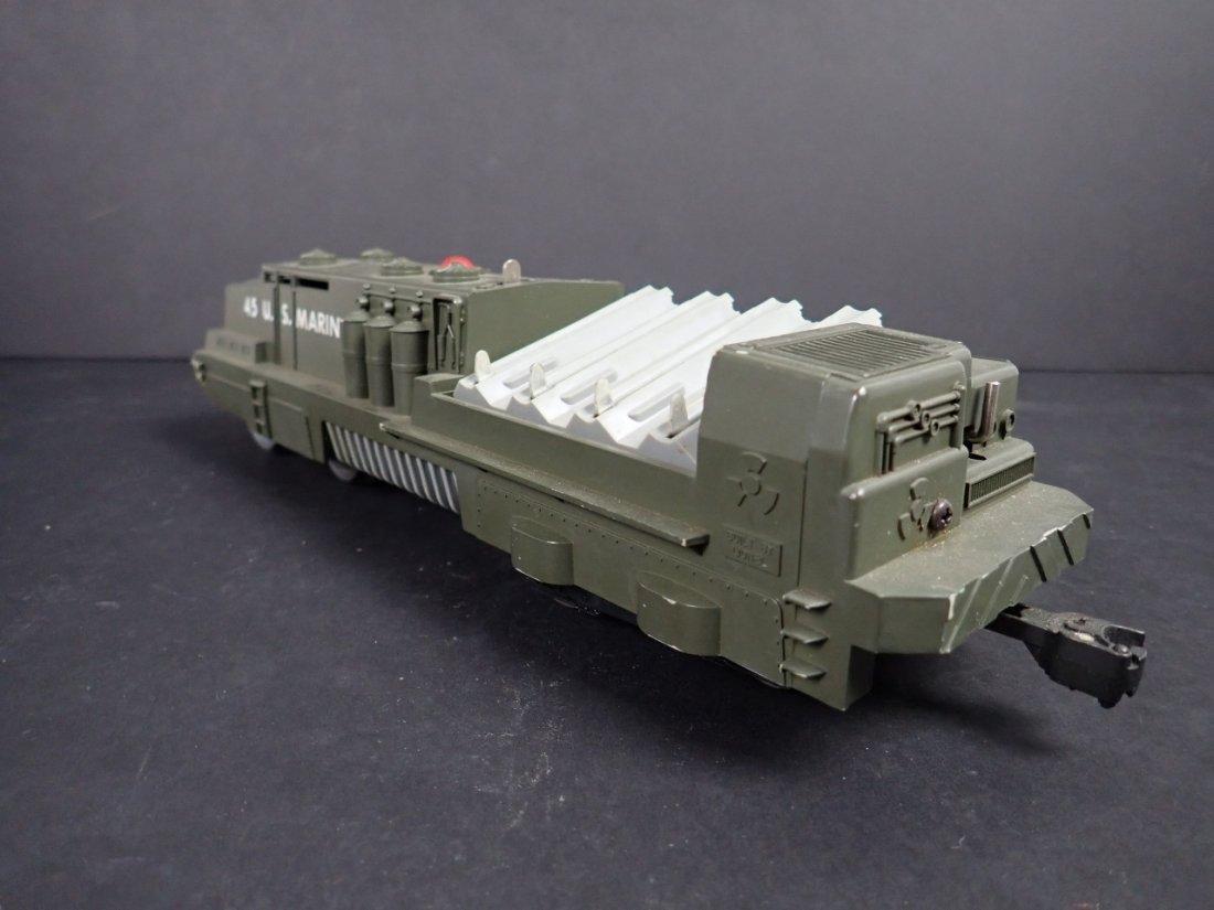 Lionel No. 45 US Marines Mobile Missile Launcher - 10