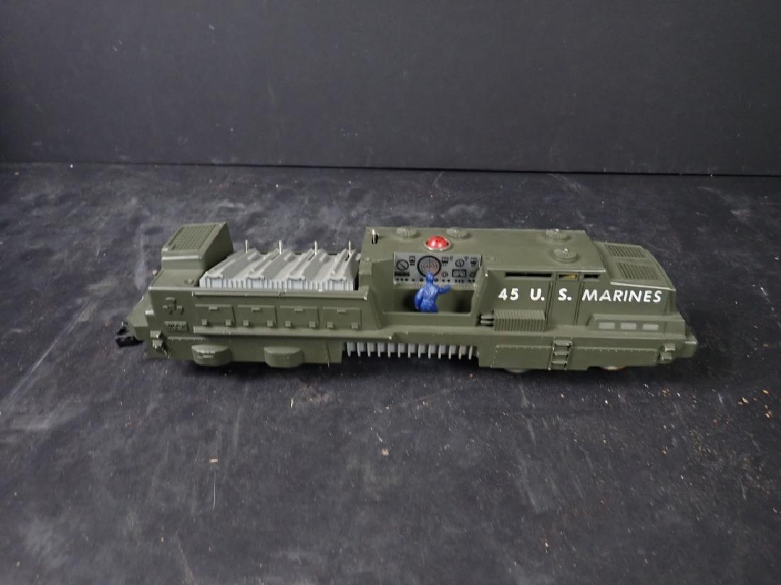 Lionel No. 45 US Marines Mobile Missile Launcher