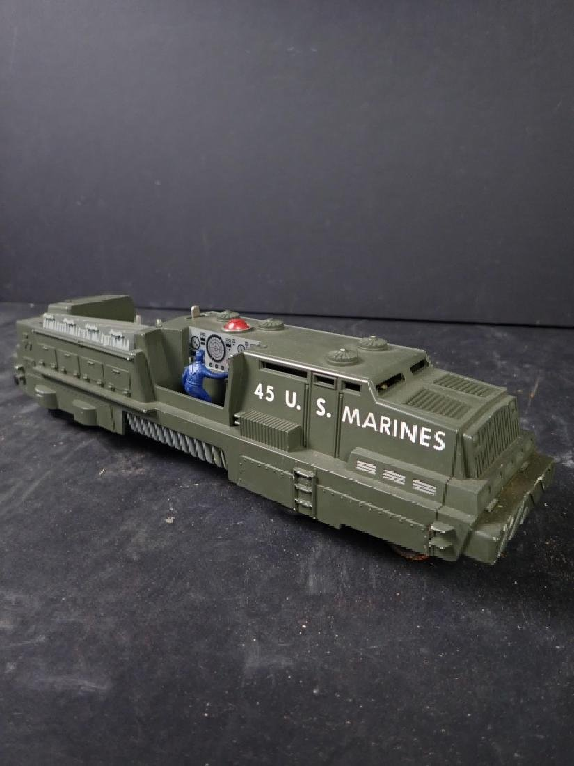 Lionel No. 45 US Marines Mobile Missile Launcher - 2