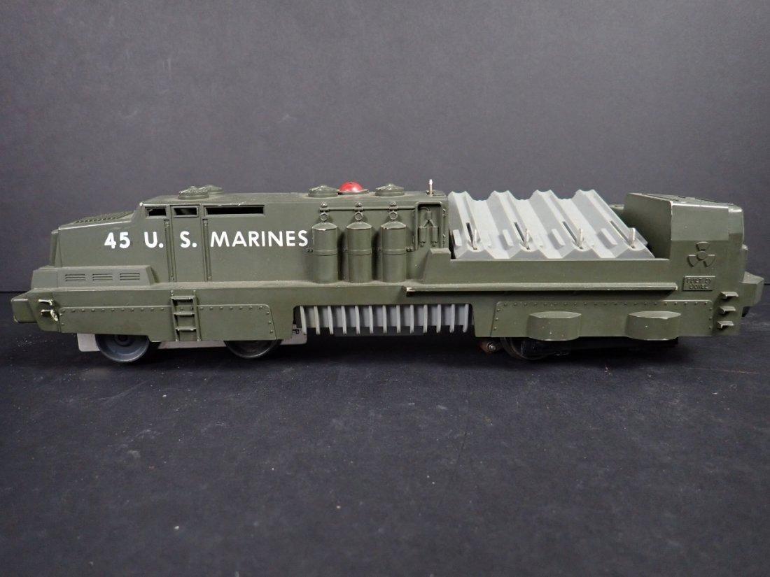 Lionel No. 45 US Marines Mobile Missile Launcher - 4