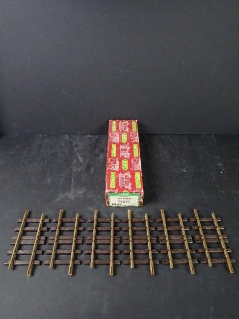 Assortment of LGB Model Train Tracks - 7