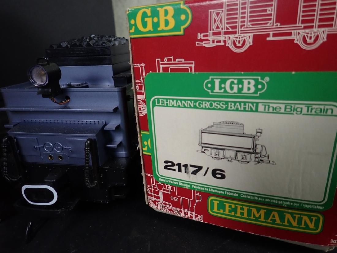 Assortment of LGB Train Cars & Accessories - 10