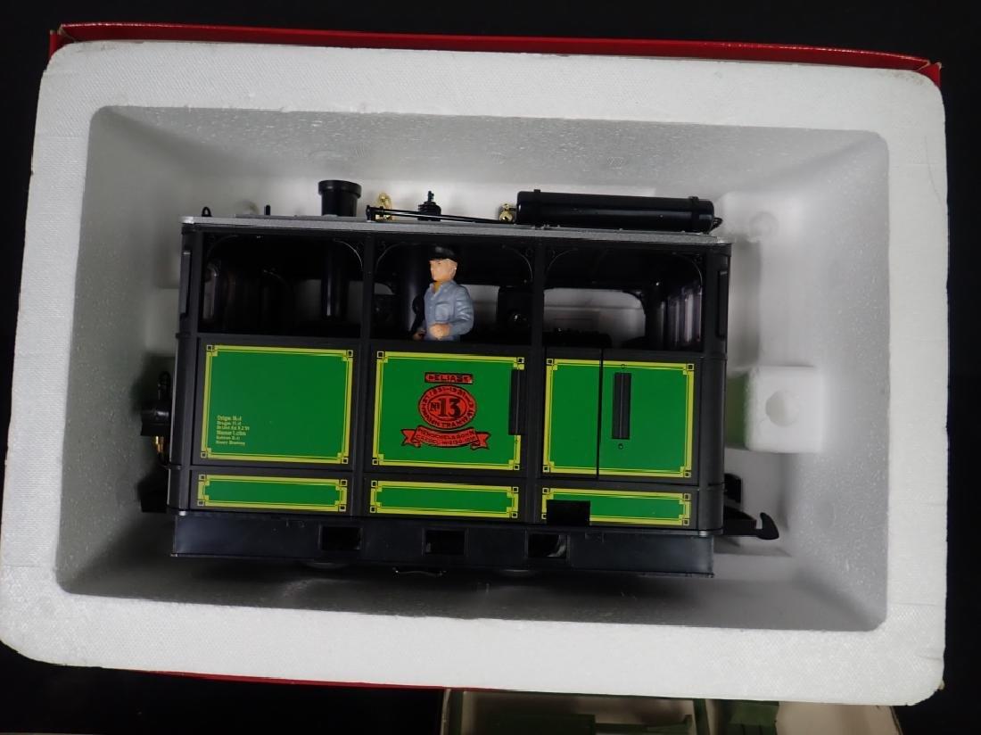 Assortment of LGB Train Cars & Accessories - 2