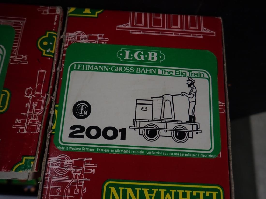 Assortment of LGB Train Cars & Accessories - 6