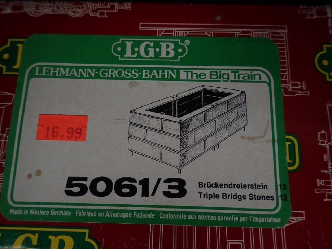 Assortment of LGB Train Cars & Accessories - 7