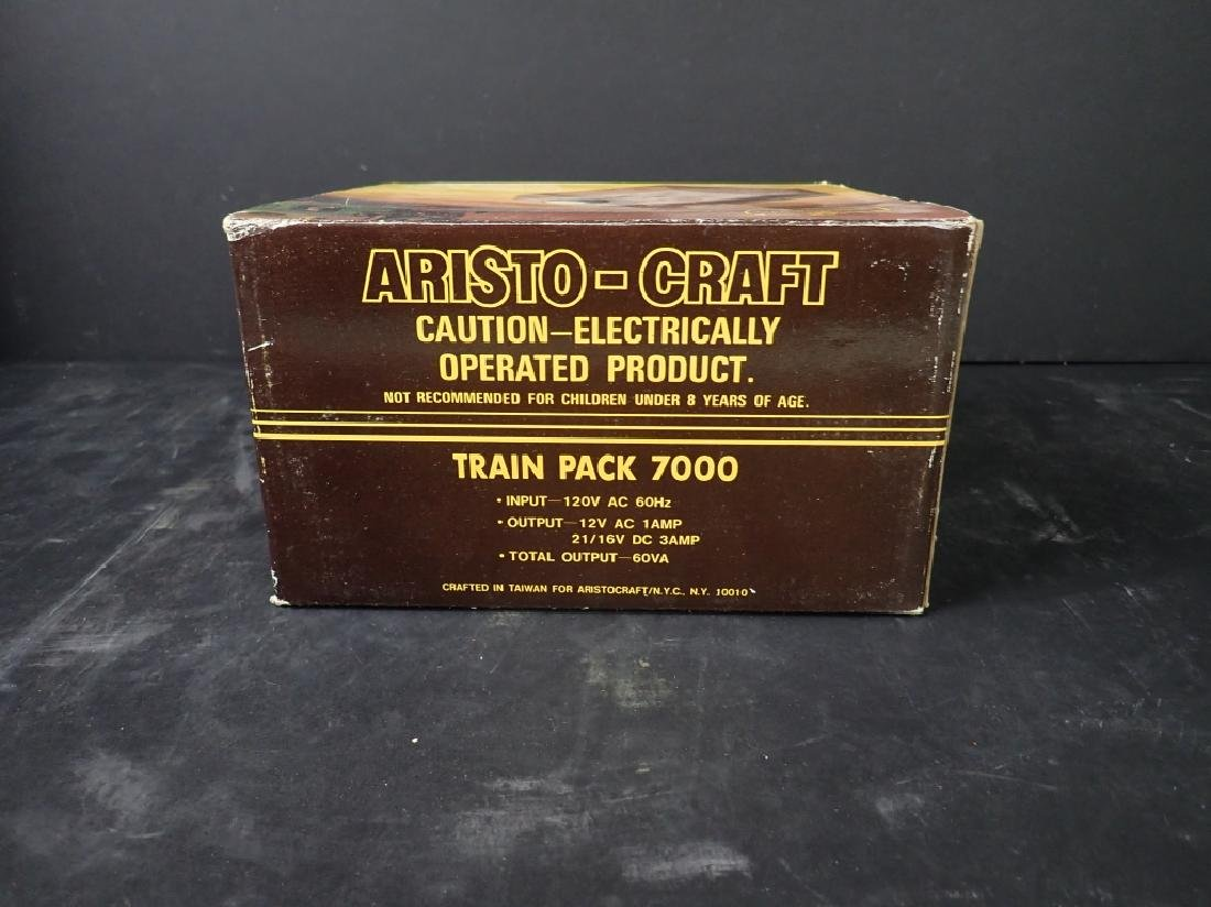 Aristocraft Power/Plus Train Pack 7000 - 2