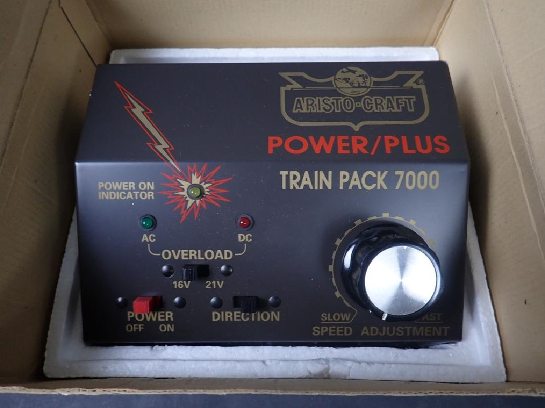 Aristocraft Power/Plus Train Pack 7000 - 4