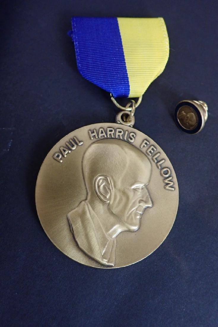 Paul Harris Fellow Award, Men's Cuff Links & More - 6