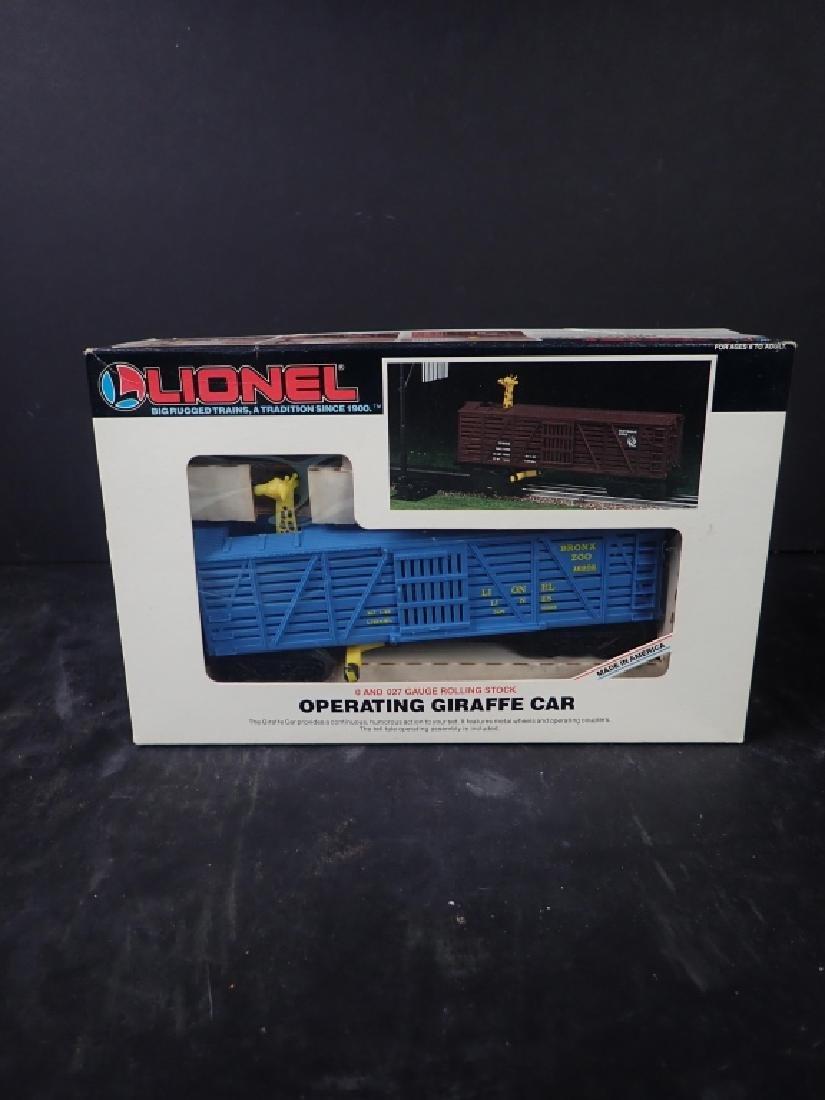 Assortment of Vintage Lionel Train Cars - 7