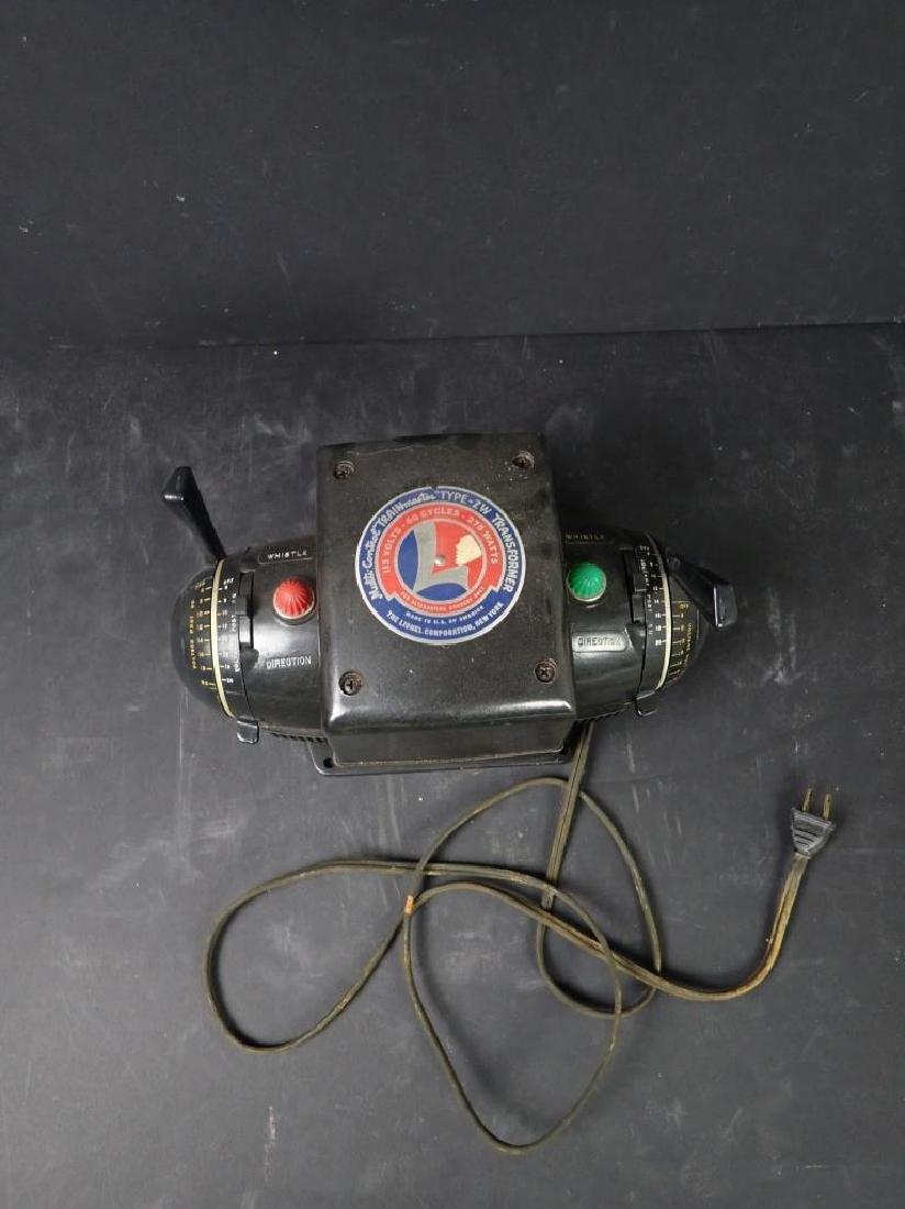 Lionel Trainmaster Type-ZW Transformer