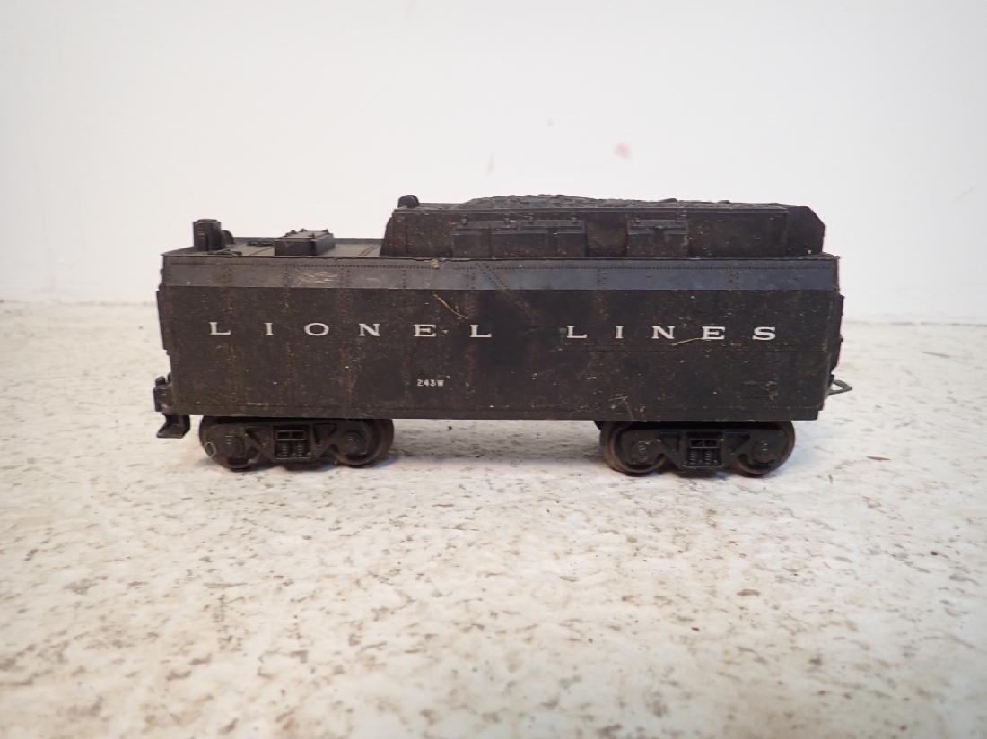 Lionel No. 2046 Engine and 2 Lionel Traincars - 10