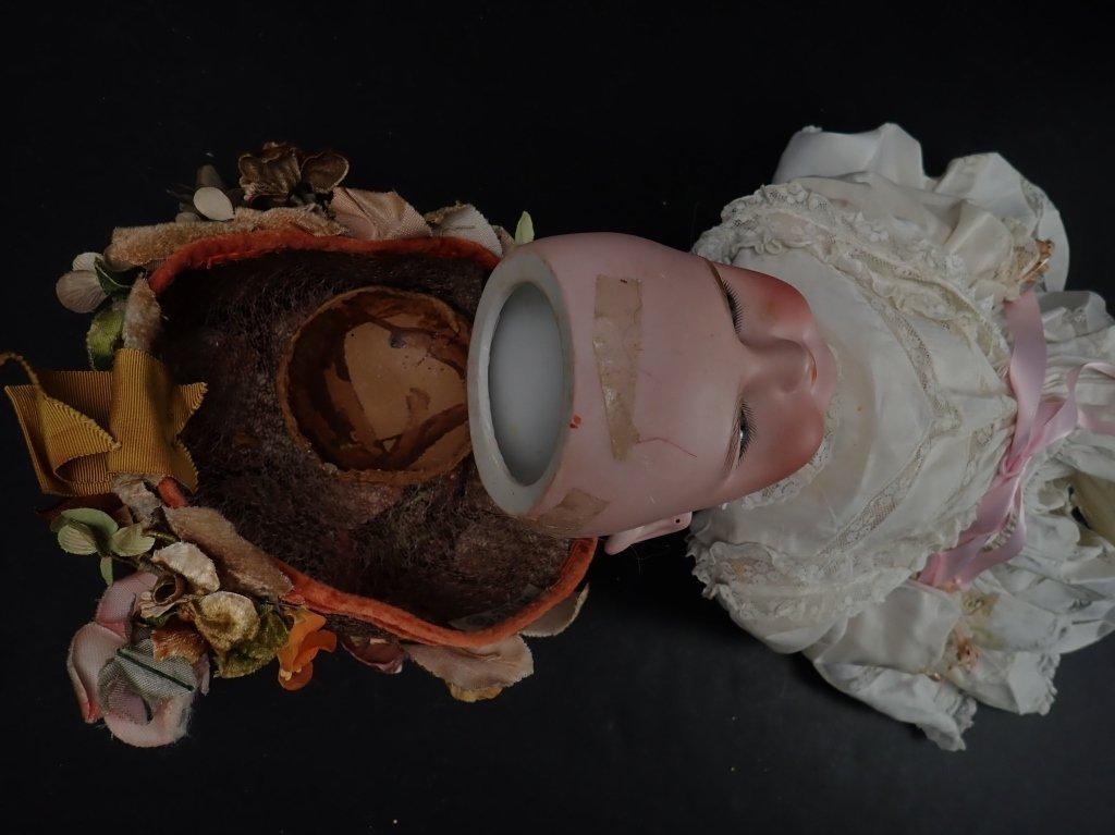 C. M. Bergmann Simon and Halbig Porcelain Doll - 10