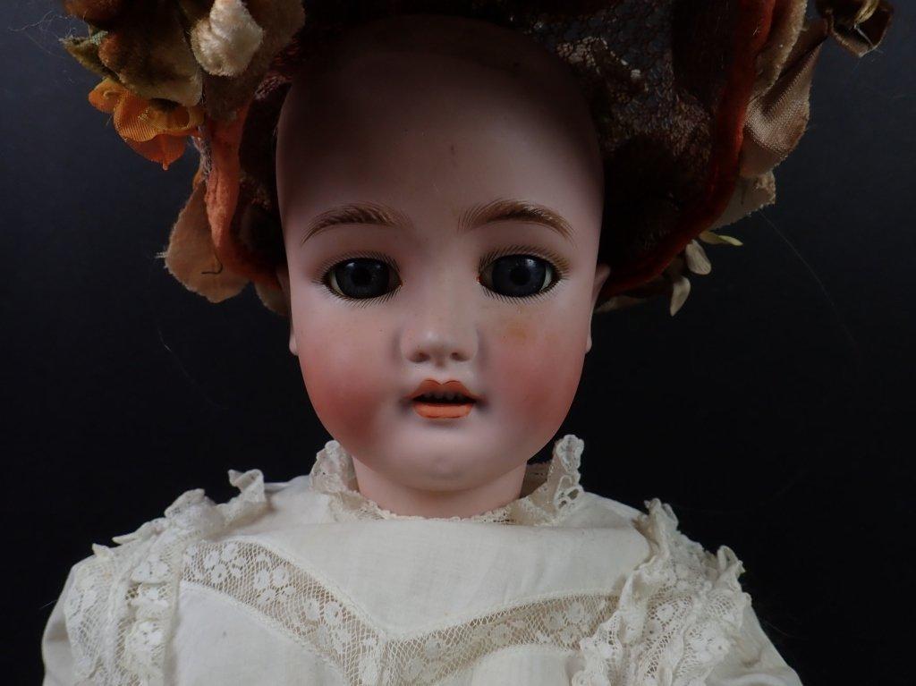 C. M. Bergmann Simon and Halbig Porcelain Doll - 2