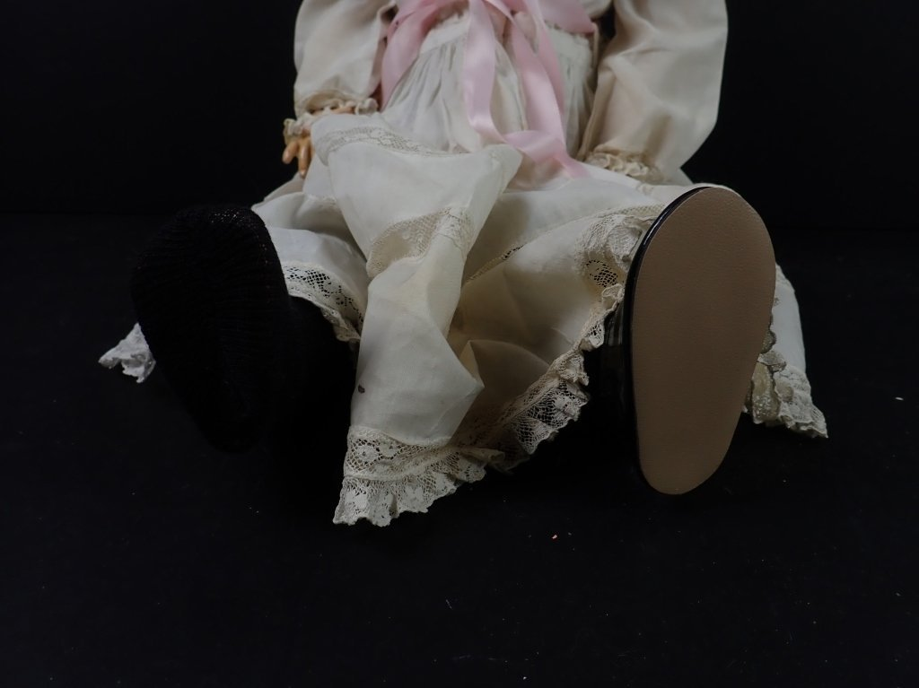 C. M. Bergmann Simon and Halbig Porcelain Doll - 3